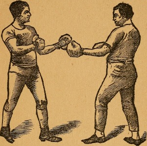 "From ""The art of boxing, swimming and gymnastics made easy .."" (1883)"